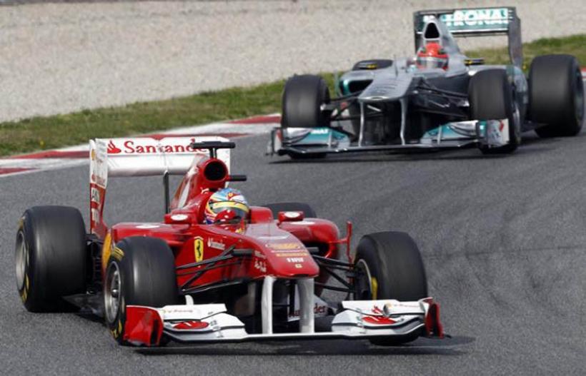 Alonso: Schumacher no tiene que demostrar nada más