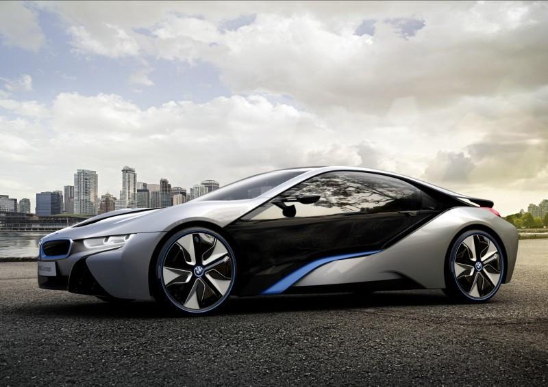 BMW lanza campaña del i3 y el i8 apuntando a los consumidores tecnológicos