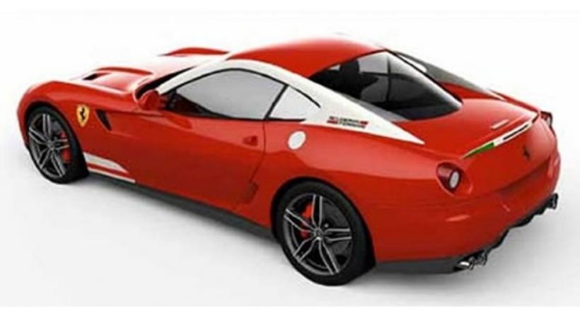 Ferrari anuncia una edición especial 60F1 para el 599 GTB