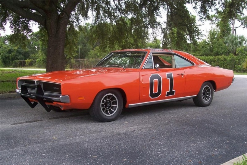 "El primer ""General Lee"" sale a subasta"
