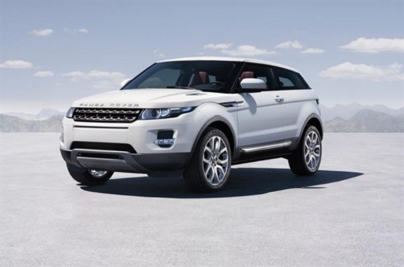 Land Rover planea un Evoque de mayores dimensiones