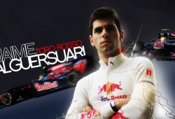 Alguersuari: Debo mucho a Red Bull