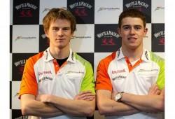 Oficial: Force India con Hülkenberg y Di Resta