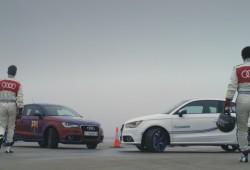 Audi anticipa el duelo Real Madrid - Barcelona