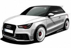 Audi confirma el A1 Quattro. Un pequeño muy agresivo