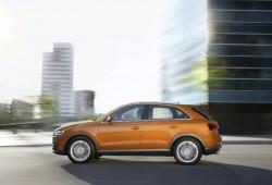 Audi Q3: Nuevos paquetes S-Line y Audi Exclusive