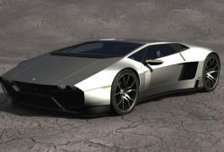 De Tomaso Mangusta Legacy Concept, nueva interpretación de un clásico