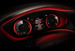 Dodge revela el interior del Dart