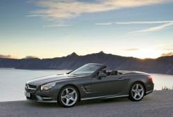 Ya es oficial: Mercedes SL 2012