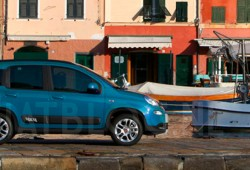 Se filtran los esquemas de diseño del Fiat Panda 4x4 2012