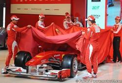 Presentación Ferrari a principios de febrero