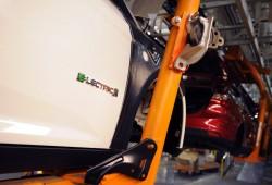 Ford comienza la producción del Focus eléctrico 2012