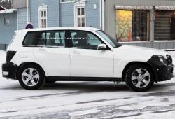 Fotos espía: Mercedes GLK facelift