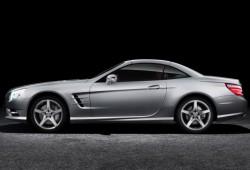Primera galería de fotos del Mercedes SL 2012