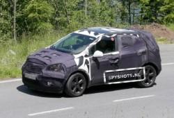 Más información sobre el Opel SUV compacto (y el Encore en destape)