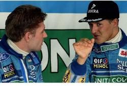 Jos Verstappen: Schumacher no es Superman