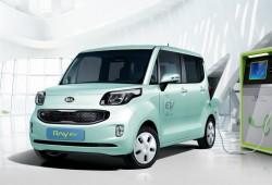 Kia presenta el primer coche eléctrico coreano de producción