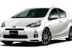 Nuevo Kit TRD y Modellista para el Toyota Aqua