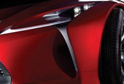 Lexus presentará un nuevo concept en Detroit
