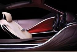 Lexus muestra el interior del concept que presentará en Detroit