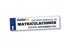 Los coches más vendidos en España. Noviembre 2011
