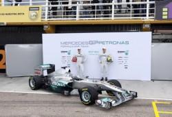 Mercedes introduce a AMG en la Fórmula 1