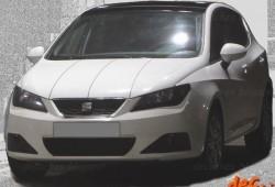 De nuevo vemos el SEAT Ibiza restyling
