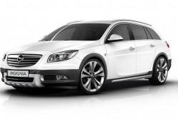 Llega a España el nuevo Opel Insignia Sports Tourer CrossFour