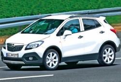 Opel presentará el Mokka en Ginebra