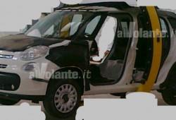 Fotos espía: Fiat Ellezero casi al descubierto