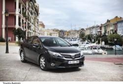El Toyota Avensis 2012 ya tiene precios para España