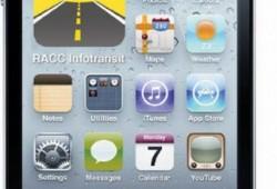 RACC Infotransit, nueva App sobre tráfico