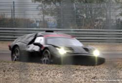 El reemplazante del Ferrari Enzo ya gira en Fiorano