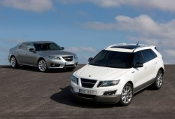 Los Saab 9-5 y 9-4X obtienen el Top Safety Pick 2012