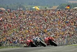 Sachsenring se queda en el calendario