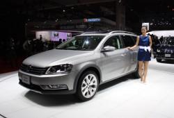 Salón de Tokio 2011: Volkswagen Passat Alltrack