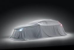 Primer teaser del Volvo V40, el C30 de cinco puertas