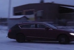 Vídeo espía: Mercedes-Benz CLS Shooting Brake