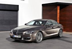 Ya es oficial: BMW Serie 6 Gran Coupé