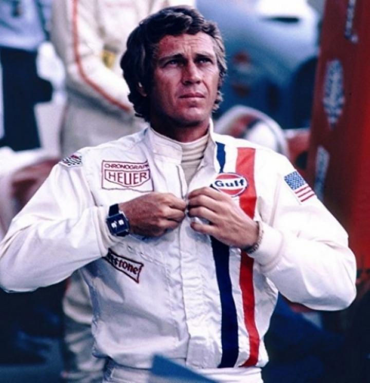 El mono de carreras de Steve McQueen vale un millón de dólares