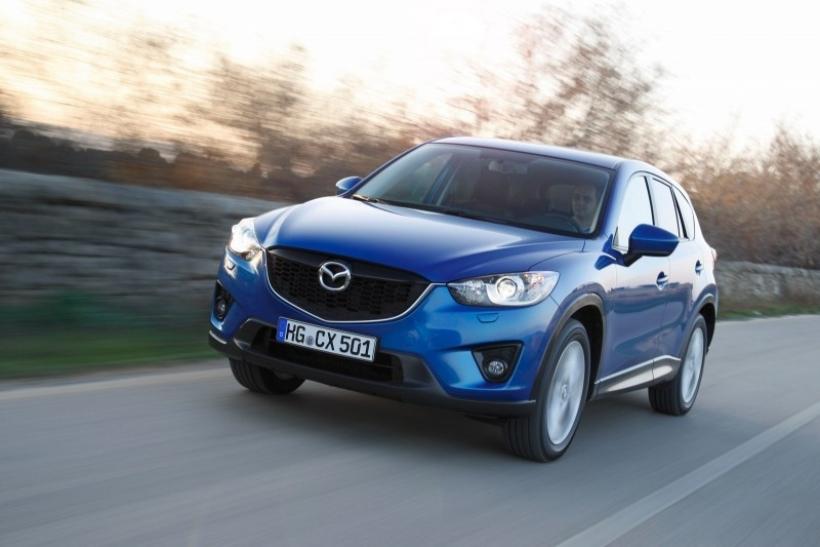 Precios del Mazda CX-5 para España