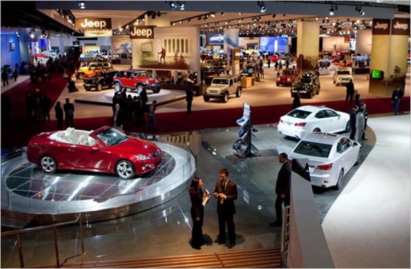 El Salón del Automóvil de Madrid 2012 ya tiene fecha y olvida la etiqueta ecológica