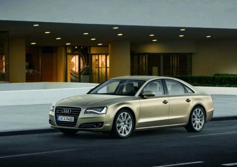 Nueva versión de acceso para el Audi A8