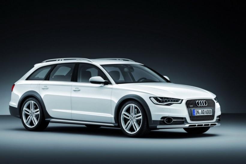 Audi presenta el A6 Allroad 2012