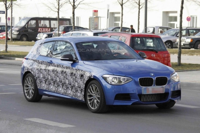 Fotos espía: BMW Serie 1 M 3p