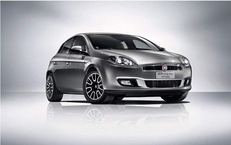 Nueva gama Fiat Bravo 2012