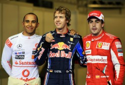 Alonso cree que Hamilton sigue siendo mejor que Vettel