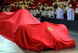 Ferrari: salen los primeros detalles a la luz del nuevo coche