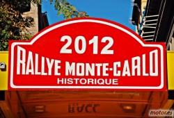 Acudimos a la salida del Rallye Monte-Carlo Histórico en Barcelona
