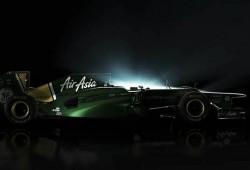 Caterham: Primer equipo en presentar el nuevo coche